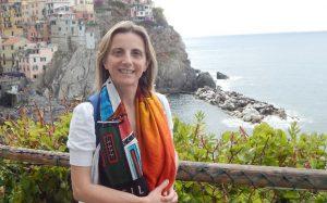 Cinzia Giannetti, Athro Cyswllt a Chymrawd Arloesedd EPSRC